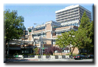 Image of the Bateson Building in Sacramento, California